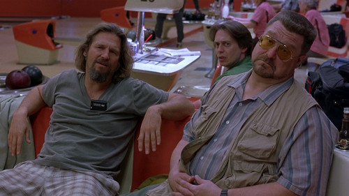 Watched Last Night:  The Big Lebowski (1998)