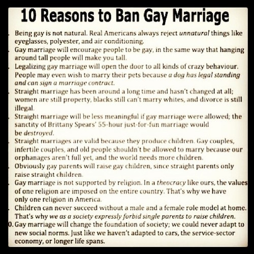 #equalrights #gaymarriage funny made my night hehe 🙊 ❤=❤ #samelove