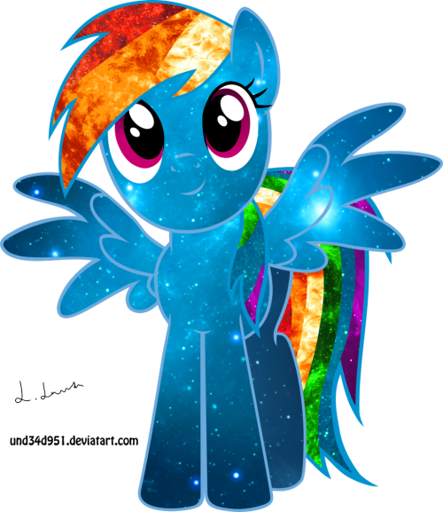 mlpfim-fanart:  Dashie Way by ~und34d951
