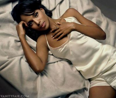 Kerry Washington for Vanity Fair [Feb 2013]