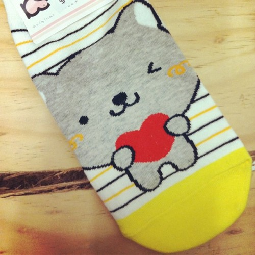 Kitty socks #gifts #goingaway #sock #kitties #melbourne