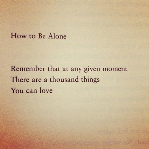 This was discovered in parallel with learning that being alone is not the same thing as loneliness.  When I was serving in Tanzania the aloneness was tenfold and not optional and it physically hurt sometimes. But the survival skill I learned was how to use this solitude to recharge and guide me towards balance. So this time around I drink up the time by myself like a glass of cold water in the hot sun. It's no longer something I avoid, but embrace fully.