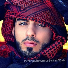 (via Omar Borkan Al Gala, Dubai Actor 'Too Handsome' For Saudi Arabia | News | Uinterview)