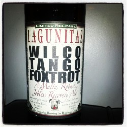 Enjoyed the #Wilco #beer from @Lagunitas @vintnerny #wilcotangofoxtrot  (at Vintner Wine Market)