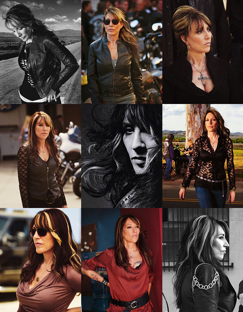 "While the show, about a biker gang, sees Katey Sagal out-numbered by men, she credits it for helping grace television with stronger female roles for older women. ""This country is so hell-bent on being young. I grew up in a household where it was all about respecting our elders and knowing more the older we get. What's great about cable television is that it's allowed creators to create something that - surprise, surprise - has a lot of women of an older age. They've lived longer, they're interesting and viable. It's opening up better parts for women of my age."" [x]"