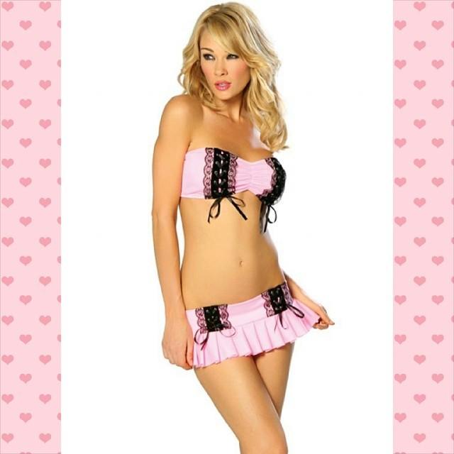Sexy clubwear mini dress