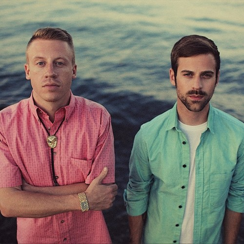 latenightsummers:  alaelia:  my lovers  macklemore and ryan lewis ♥