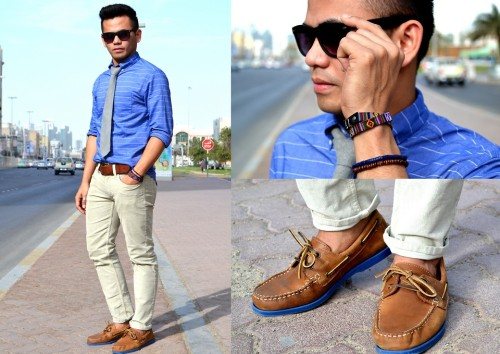 Tie the Stipred Button Up (by Paul Ramos)Follow me on Twitter and Instagram @itsmepaulramos  #LiveYourLife #StreetStyle #Music #Classixx #style #fashion #menstyle #OOTD #OOTDMEN #SIMPLYDAPPER