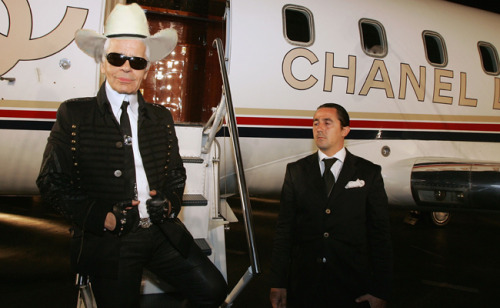 Is Dallas, Texas the next stop for Chanel's annual Métiers d'Art show?