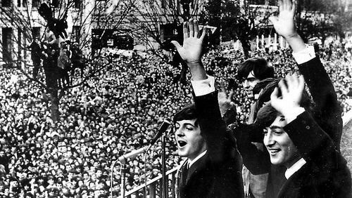"There never was and never will be anything as huge as ""Beatlemania""!!"