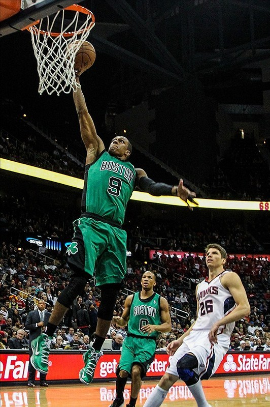 BREAKING NEWS: The Boston Celtics have confirmed that All-Star PG Rajon Rondo has a torn ACL.