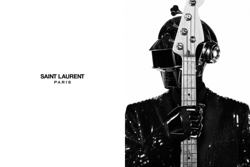 Daft Punk x. Saint Laurent