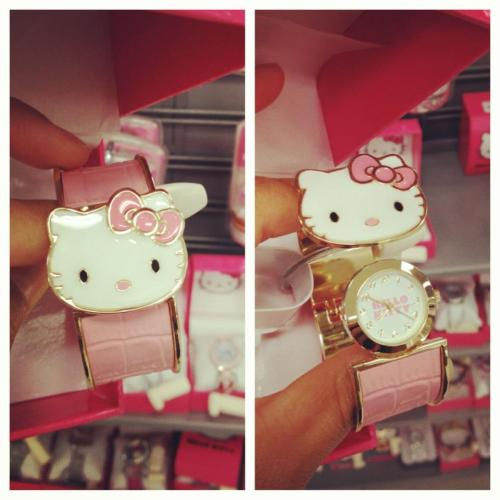 Hello Kitty Watches at Kohl's!