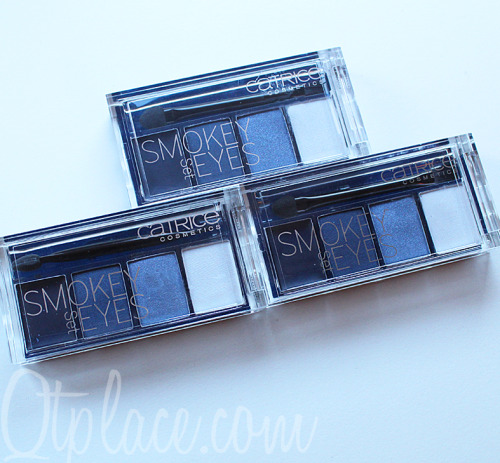 Another giveaway!! This time a beautiful smokey eye palette from Catrice. I decided to hold a lot more giveaways on Qtplace. So keep an good eye on Qtplace, a lot more giveaways will come soon! http://www.qtplace.com/index/giveawaywin-3x-catrice-smokey-eye-palette/