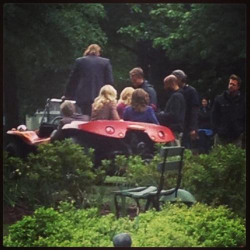 @childerscp: Amy Poehler and Tina Fey in the house! #anchorman2 #atlanta @olv @Peachyscoop