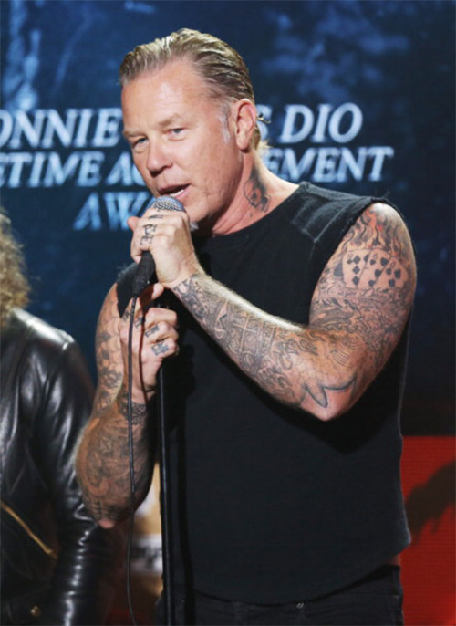 holierthanyou:  Revolver Golden Gods Awards Los Angeles, CA May 3, 2013