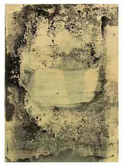 gacougnol:  Gerhard Richter Elbe 24 Ink on paper 1996