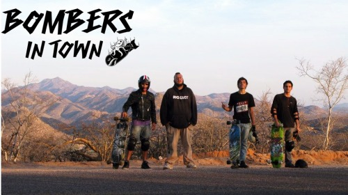 bajabombers:  Team at Las Cruces, downhill sesh