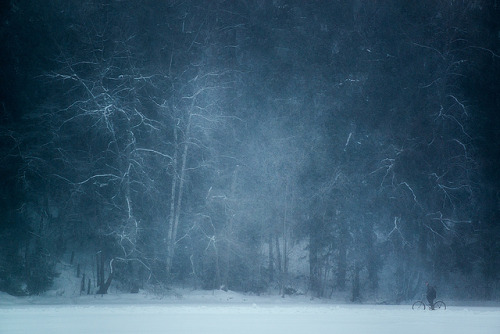 Winter blues by Latyrx on Flickr.