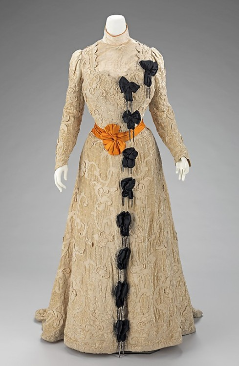 Afternoon Dress Jean-Philippe Worth, 1905-1908 The Metropolitan Museum of Art