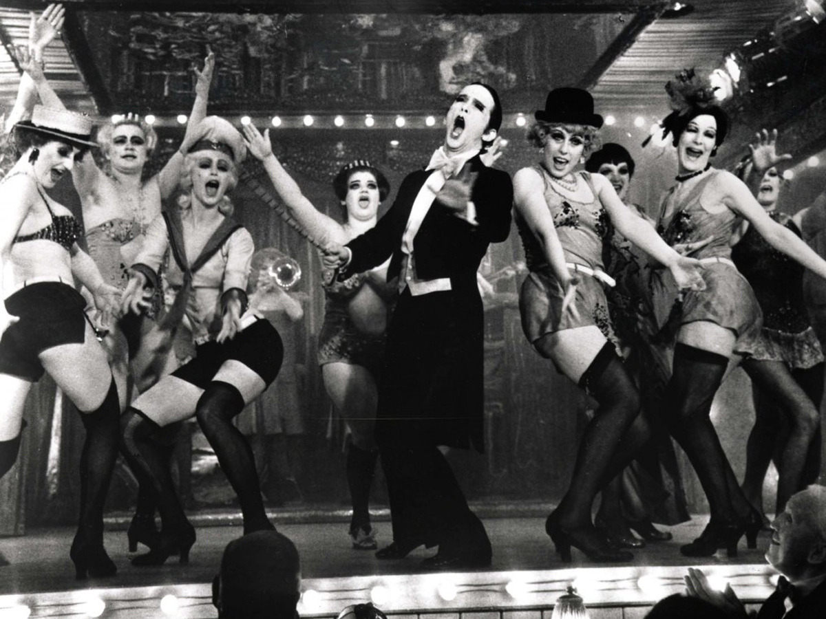 "lottereinigerforever:  Joel Grey in ""Cabaret"""