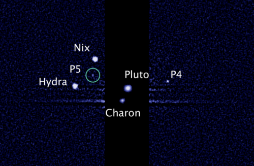 nevver:  Pluto's newest moon to be named 'Vulcan'