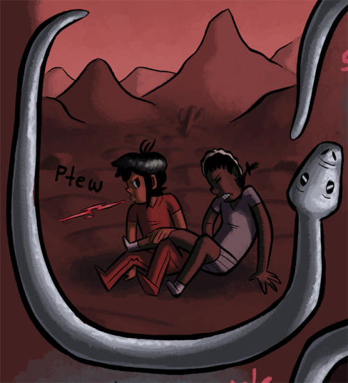 New Floaty w/ snakes!Read it