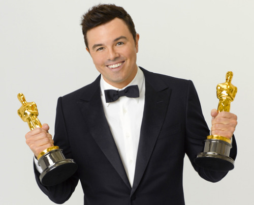 TV WORTH WATCHING: THE 85TH ANNUAL ACADEMY AWARDS ABC, 8:30 p.m. ET; 2/24/2013 Seth MacFarlane (ask your kids) hosts this year's Oscars (ask your parents) – and that self-aware ABC promo suggests that the creator of Family Guy, as a first-time Academy Awards host, may indeed present the right tone to click with this very large (in TV terms), yet very thin-skinned (in terms of the black-tie attendees), audience. And no matter how long this show runs, if Argo wins and snubbed director Ben Affleck gets the last word, expect him to be given the time to say what he wants. -David Bianculli