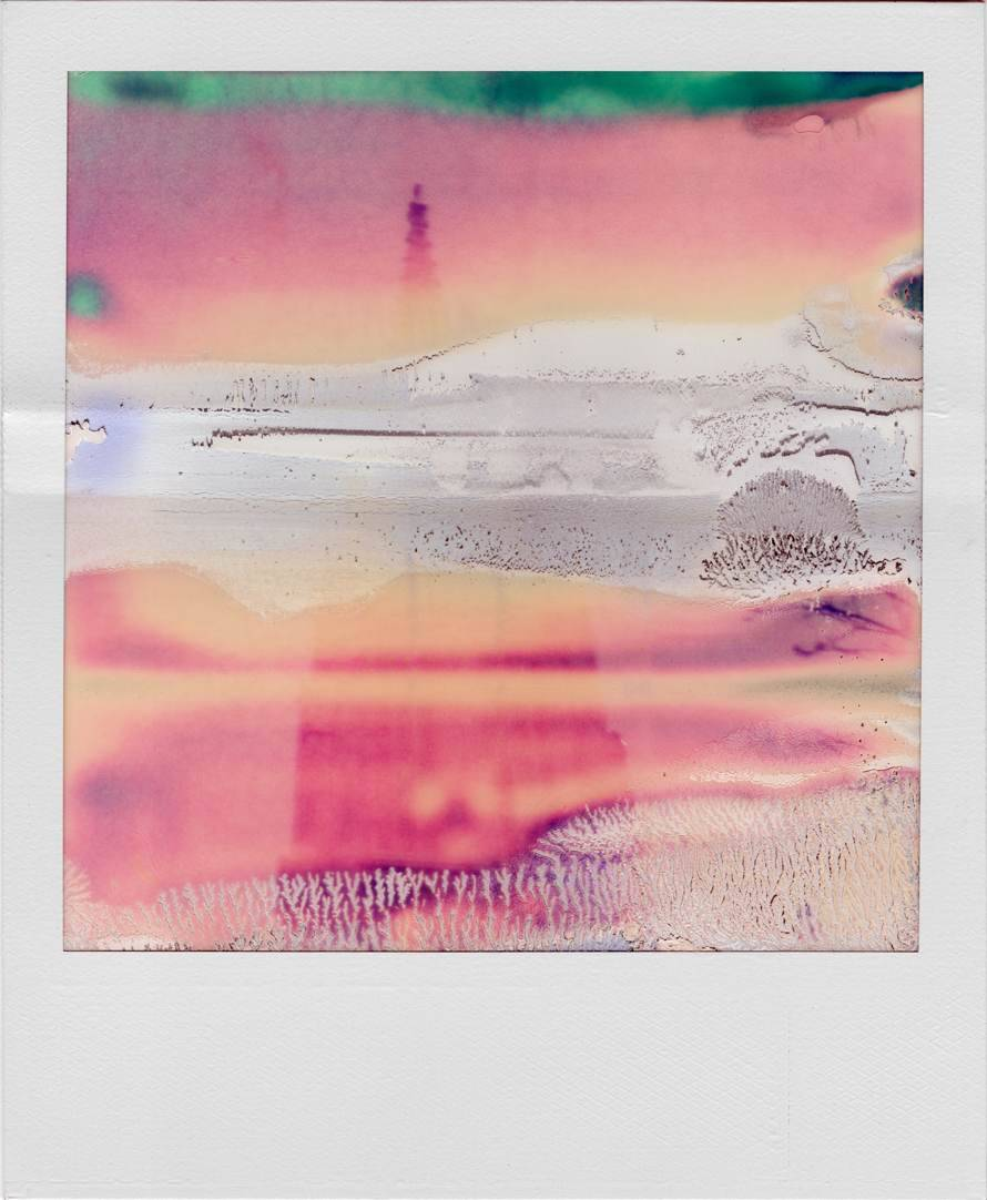 photojojo:  William Miller acquired an old Polaroid SX-70 at a yard sale a few years back. Little did he know, it wasn't in that great of condition.  But after seeing the warped pictures it created, he decided to work with the camera's imperfections to create a new series of images. Used Polaroid Yields Stunning Abstract Photos via La Pura Vida