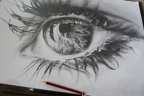 wryer:  f u c k that's the best eye drawing I've ever seen, how motivating!