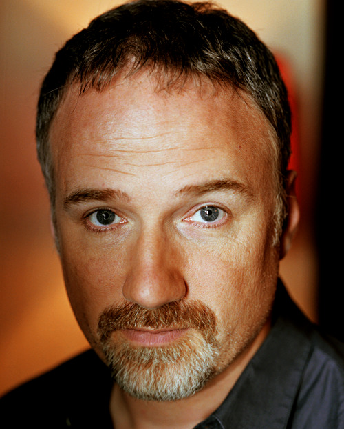 David Fincher photographed by Chris Buck for Esquire, 2007