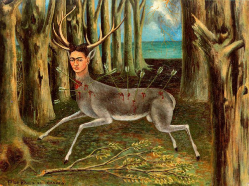 El Venadito (The Wounded Deer) by Frida Kahlo, 1946