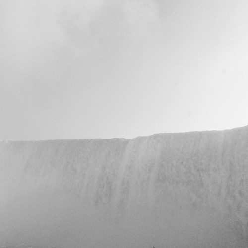 Bottom Up (at Niagara Falls)