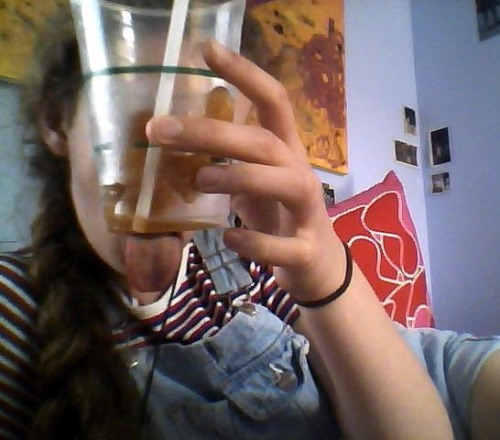 first ice coffee of the summer done