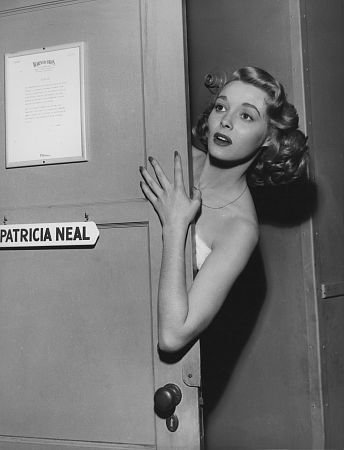 retrogirly:   Patricia Neal
