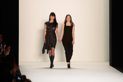 Perret Schaad AW 2013 Berlin Fashion Week