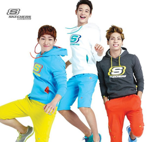 SHINEE - Sketchers Photos (7)