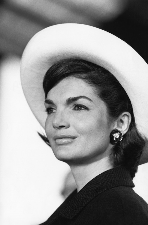 "mrsjohnfkennedy:  always-jacqueline:  ""I couldn't believe she was gone. I always expected I'd be dead long before her. God knows I should have been. I never imagined what it would feel like to no longer have her in the world. Hardly a week has gone by without a photo of her in some magazine, some tabloid — the kinds she always used to have me buy so she could see what was being said about her. And every time I saw a paparazzi-snapped picture, I knew exactly what she was thinking in every shot. I could see it in her eyes. There were no secrets from me in those eyes.We had gone through so much together, Mrs. Kennedy and me.I sat there, staring at the television set, the images of her playing over and over, my memories right there on the screen. I was overcome with a deep sense of loss. The tears streamed down my face, and I was not ashamed.""- Clint Hill, Jackie Kennedy's Secret Service Agent"
