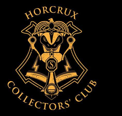 poptortes:  There are two TeeFury shirts available today. Accio horcrux shirt!