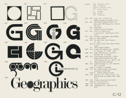 A fantastic archive of scans from World of Logotypes via Eric Carl