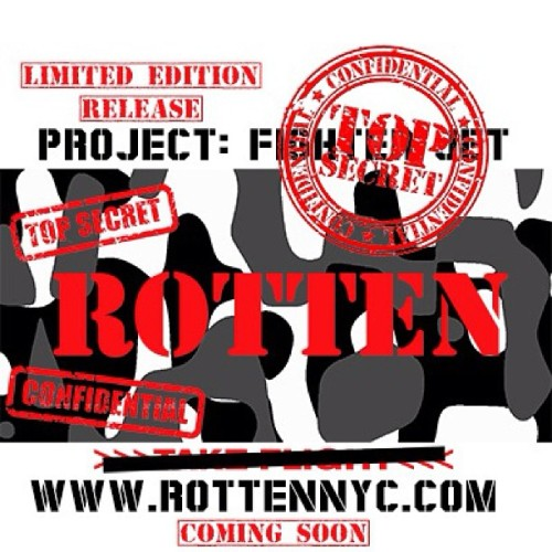#rottennyc #rotten #rottenapple #streetwear #clothingline #clothingbrand #nike #fashion #art #washheights #washingtonheights #sobro #southbronx #uptown #nuc #nyshitty #sneakerheads #sneakers #kicks #fresh #popculture #hype #dope www.rottennyc.com @rottennyc  (at Benjamin Briu Photography)