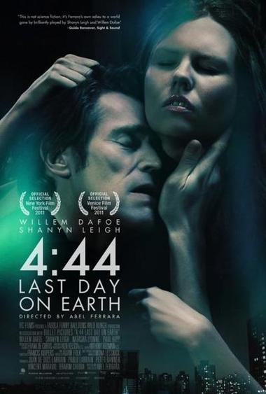 arsetculture:  Abel Ferrara – 4:44 Last Day on Earth (2011) (via Abel Ferrara – 4:44 Last Day on Earth (2011) | Cinema of the World)