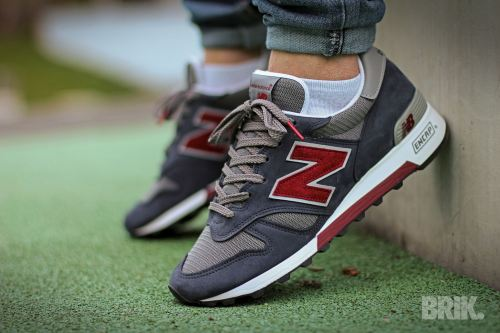 sweetsoles:  New Balance 1300BG (by brik.)