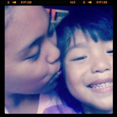 Bonding with sofia (at San Gabriel Village, Tuguegarao City)