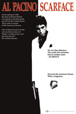 (via Petitbuzz.com partage un Petit Buzz Photo Cinéma ♥ Scarface - Movie One)