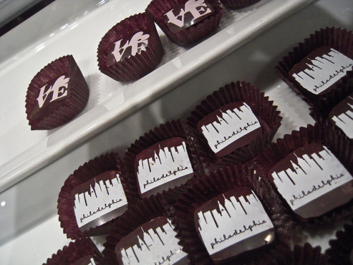 Philadelphia Chocolates (Verde on 13th St)  (by Laura Swartz pompomflipflop)