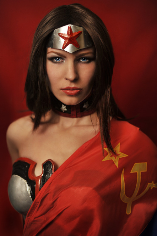 Red Son Wonder Woman