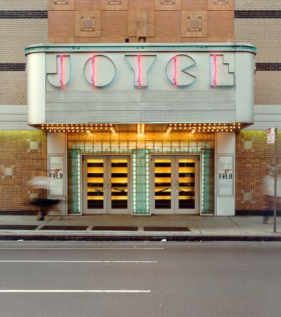 clubmonaco:   Joyce Theater, Chelsea   I love seeing modern dance at Joyce. Currently, the theater is hosting a Nordic contemporary dance festival which includes Tero Saarinen Company, Danish Dance Theatre, and Carte Blanche. -Catherine Scales, Women's Design