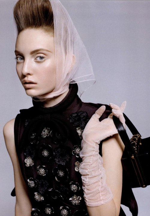 Codie Young for Vogue Australia 09/10Ph. Derek Henderson