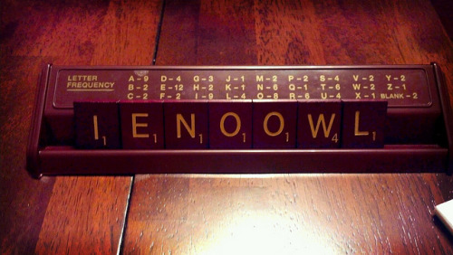 Scrabble on Flickr.